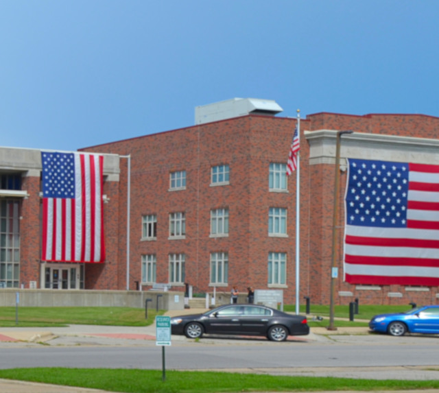 Hero Image of Laclede County Court House