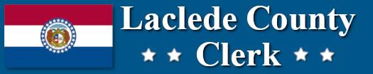Laclede County Clerk web logo