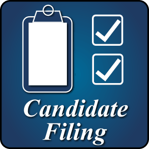 Candidate Filing Button