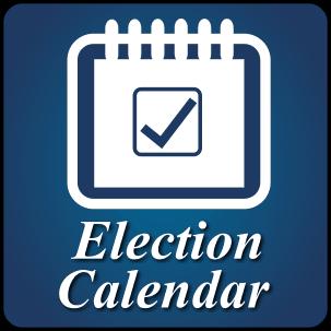 Election Calendar Button